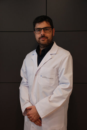 Doctor Marc Antoni Barahona Orpinell