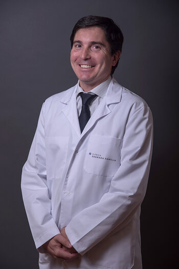 Doctor Javier Mareque Bueno
