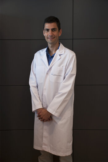 Doctor David Virós Porcuna